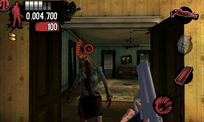 house of the dead overkill gameplay